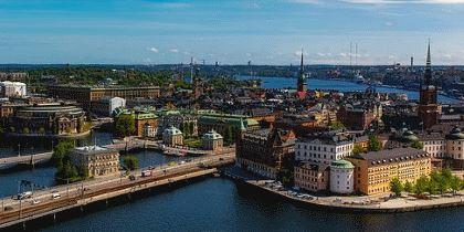 Días festivos Suecia 2021